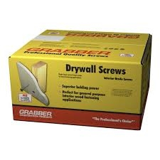 GRABBER NAILS AND SCREWS BULK (MUST ORDER A MINIMUM OF 48 BOXES OF ANY KIND  TO SHIP)