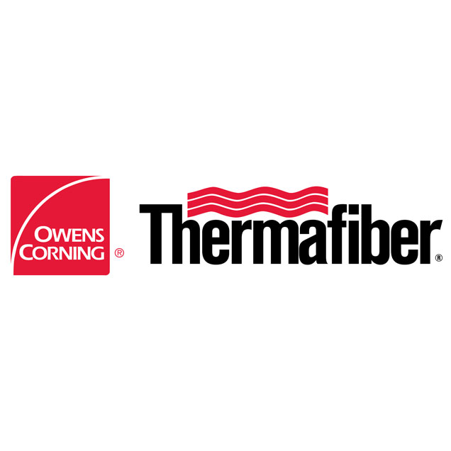 "OWENS CORNING Thermafiber TopStop Head-of-Wall Insulation - 4 x 1"" (70 PIECES PER BOX)  CTSFA4"